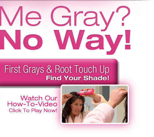 Me Gray? No Way!